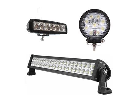 Category - LED work Lamps & Light Bars