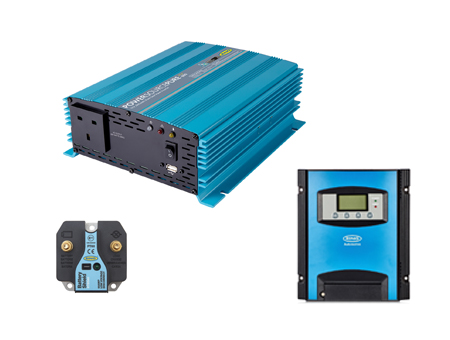 Category - Power Inverters / Battery Management