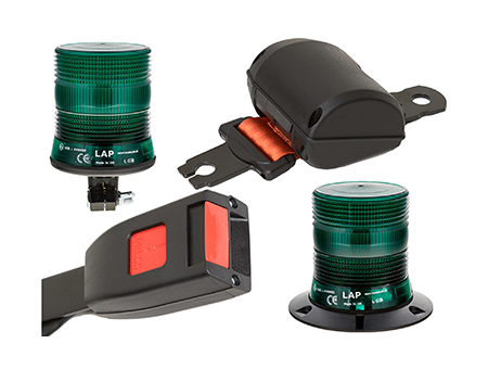 Category - Seat Belt Kits / Green Beacons