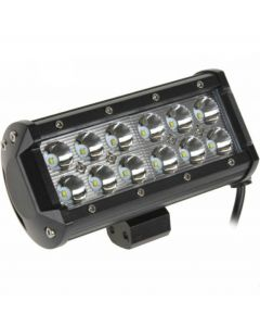 RVL - LED Light Bar Worklamp Spot/Flood - 12/24v - 36w - 2520 Lumens - 164mm