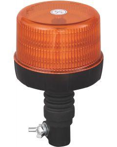 RVL - LRB R65 LED Beacon - Flexi Din / Pole Mount - 12/24v - ECE R65