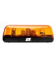 LAP - Compact Rotating Mini Lightbar - 1 Bolt - 12/24v - ECE R65 - 400mm