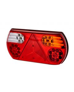 RVL - F01 LED Rear Function Lamp - Stop, Tail, Indicator, Reverse, Fog, Reflex - 12/24v