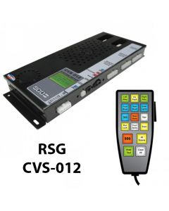 Refurbished - RSG Ontop CVS-12 Unit - Universal Controller Lights, Siren, Flasher, Power Management - 12v