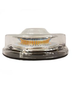 RVL - 0148 Low Profile LED Beacon - 1 Bolt - 12/24v - ECE R65