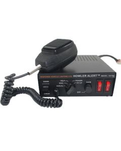 RVL - HowlerAlert™ 100 Watt Emergency Warning Siren Amplifier