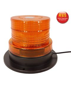 RVL - Micro R65 LED Beacon - Magnetic or 3 Bolt - 12/24v - ECE R65